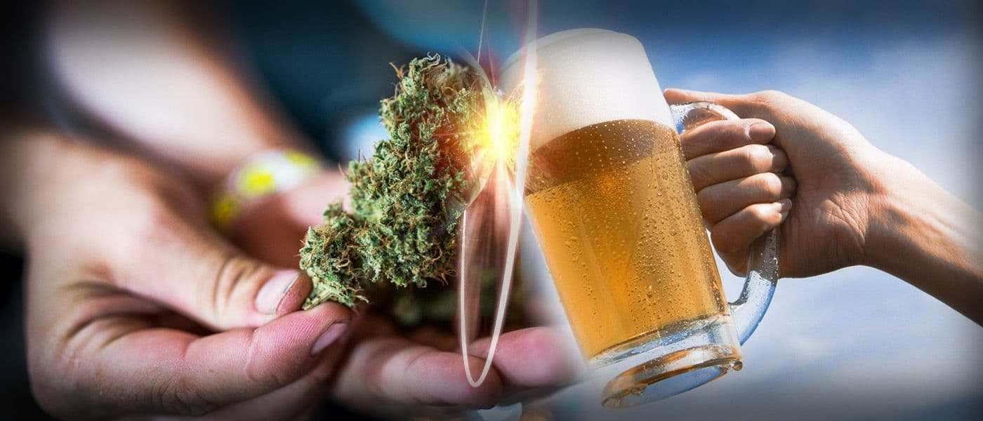 How to Balance Cannabis Use with Alcohol Use